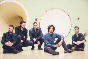 Snow Patrol has released 'Reworked EP 1' out now